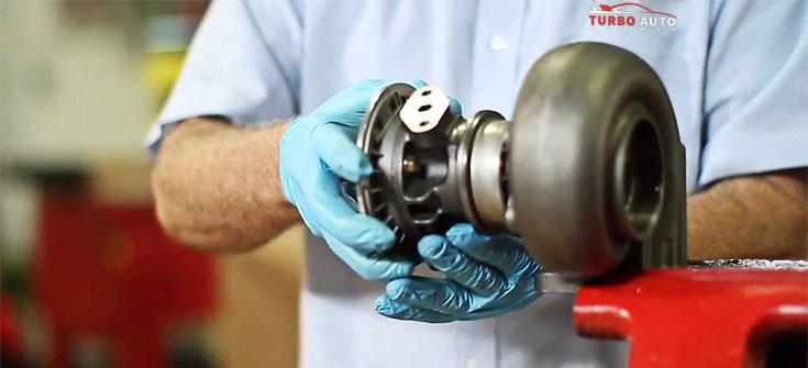 naprawa regeneracja turbosprężarek